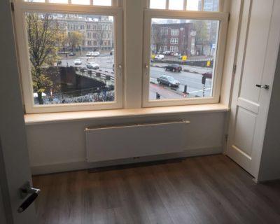 Prins Hendrikkade – totaal verbouwing
