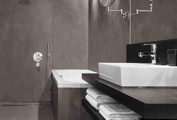 Badkamer Aanleggen
