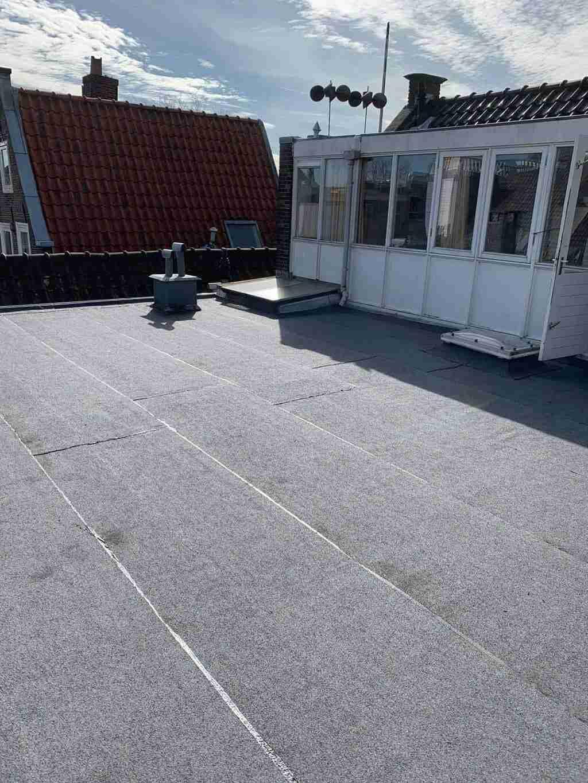 Dak reparatie in Amsterdam